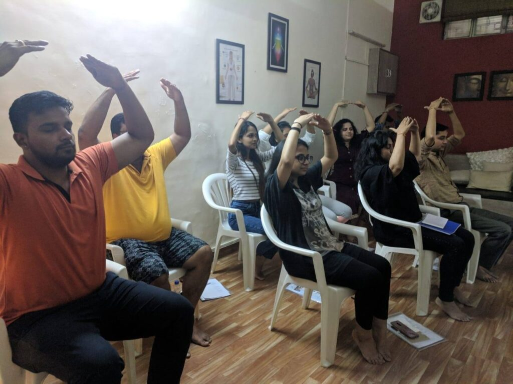 Reiki for students, improving memory and achieving goals