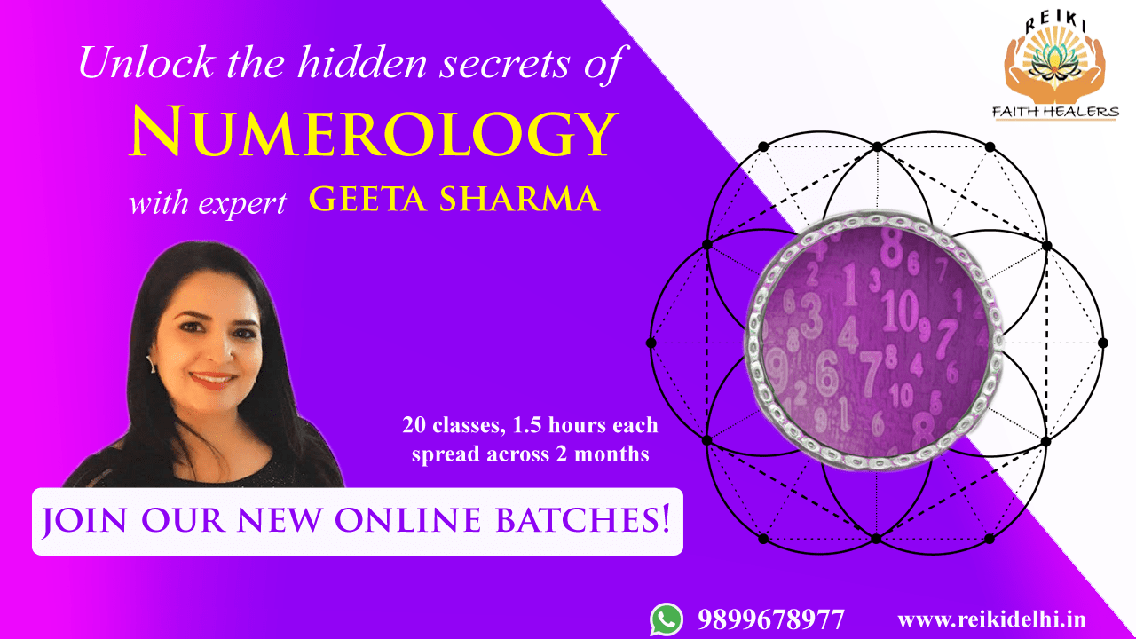Online Numerology Course